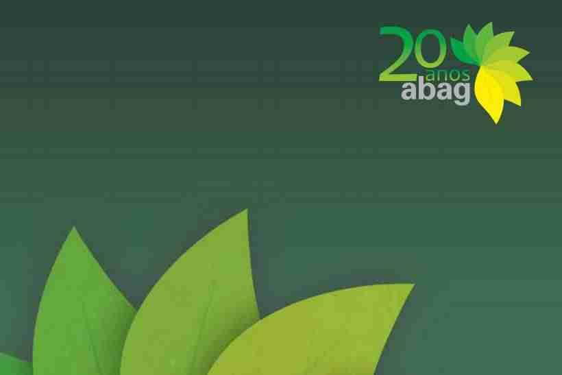 Caderno 20 anos ABAG