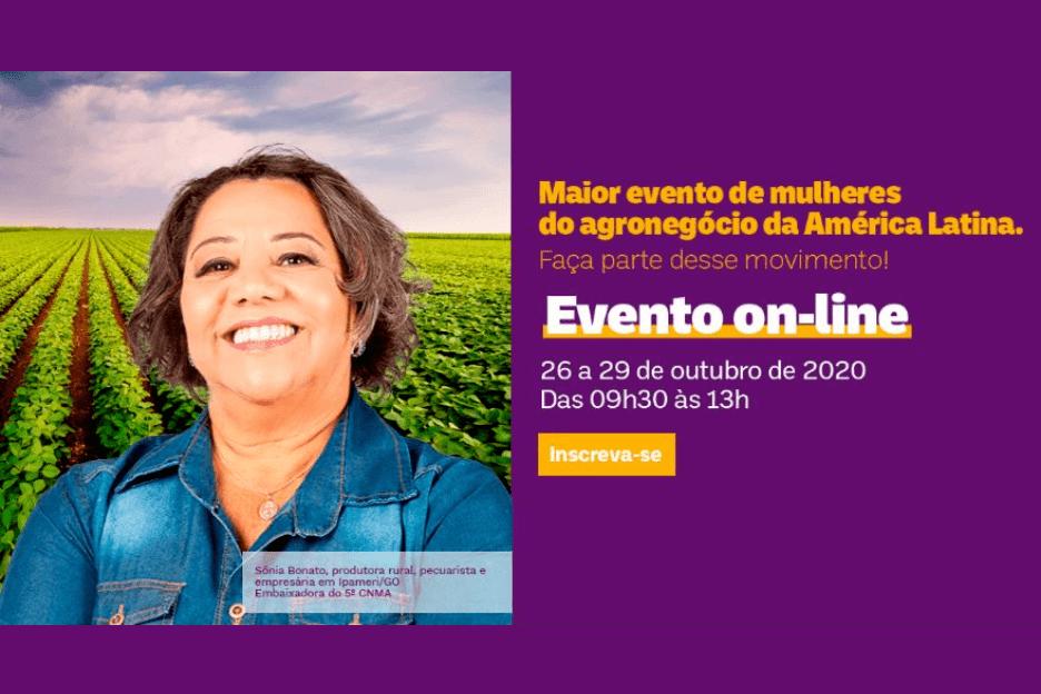 5° Congresso Nacional Mulheres do Agro
