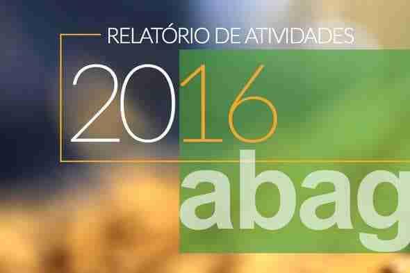 Relatório de atividades 2016