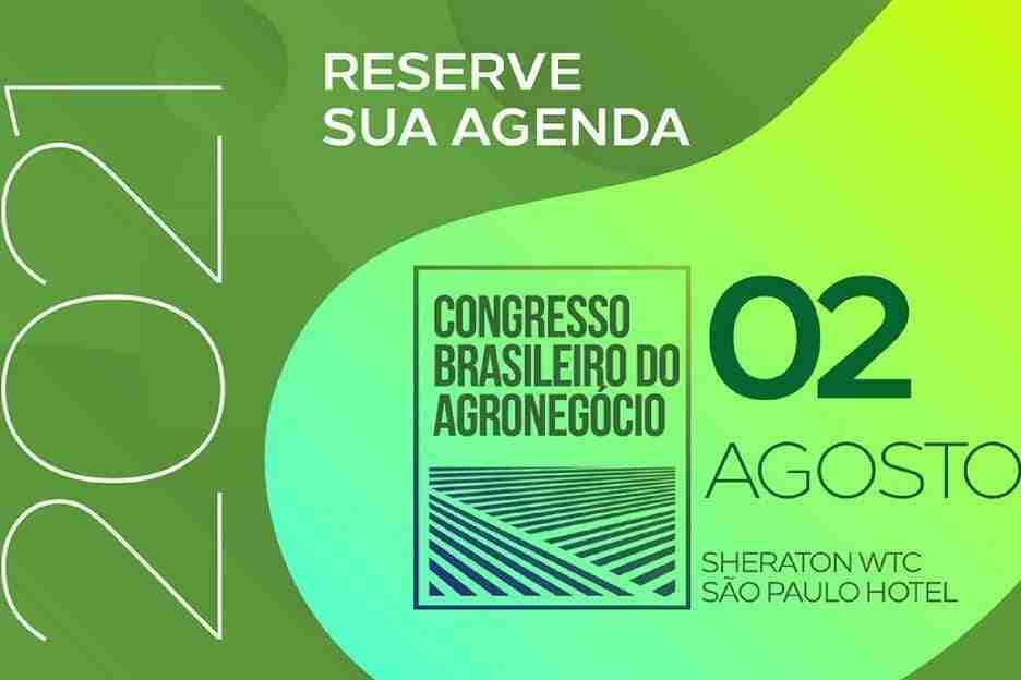 CBA – Congresso Brasileiro do Agronegócio 2021