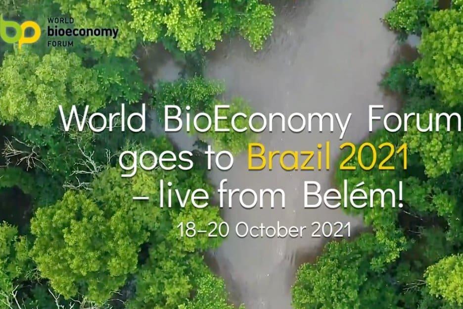 Forum Mundial de Bioeconomia.