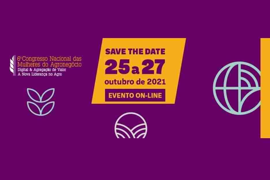 6º Congresso Nacional das Mulheres do Agronegócio