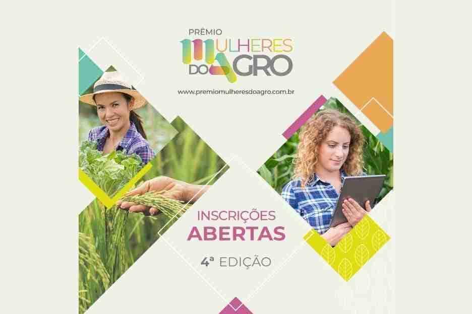 Bayer e Abag anunciam abertura das inscrições para o Prêmio Mulheres do Agro 2021