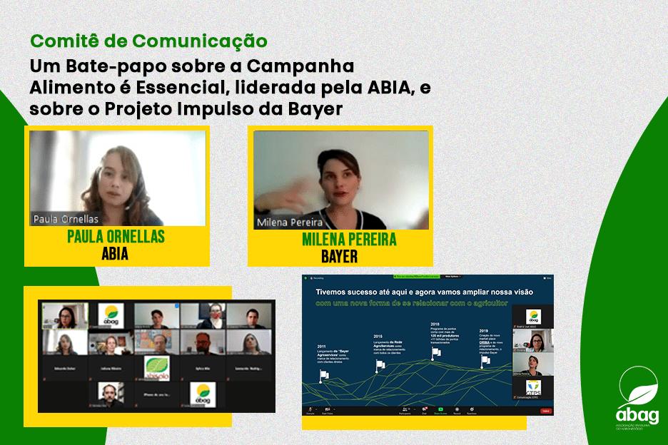 Comitê de Comunicação ABAG